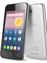 How do I use safe mode on my Alcatel Pixi First Android phone?