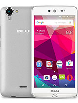 How do I use safe mode on my Blu Dash X Android phone?