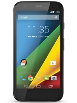 How do I use safe mode on my Motorola Moto G Dual SIM Android phone?