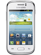How do I use safe mode on my Samsung Galaxy Young S6310 Android phone?